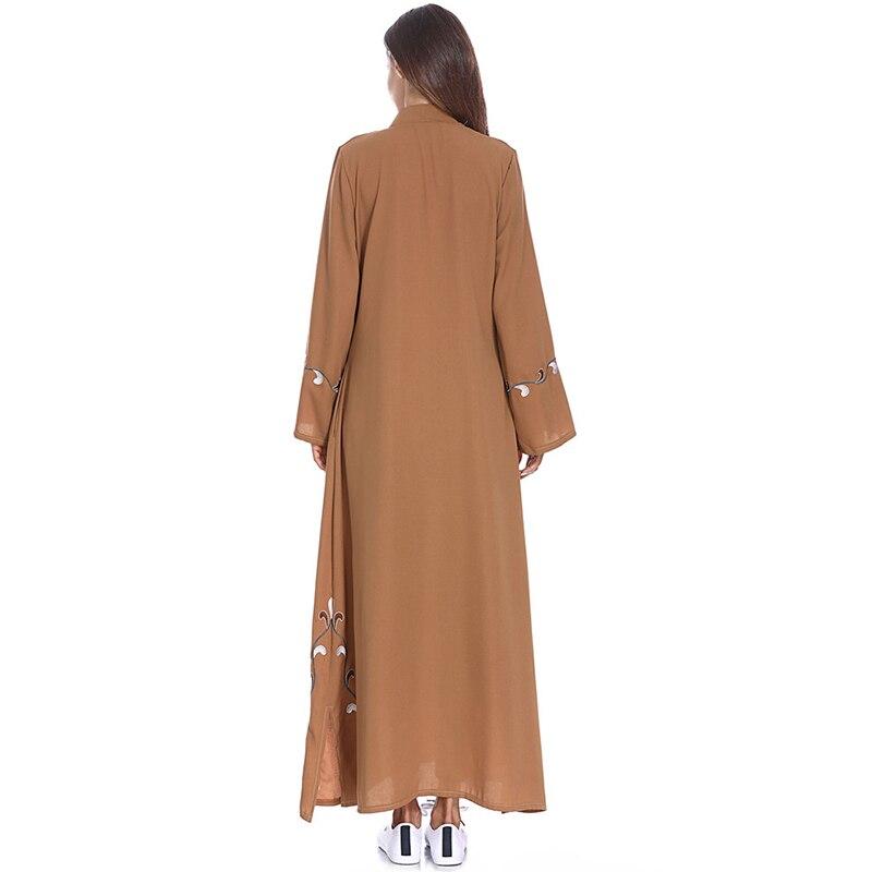 abaya islamic long dress 5