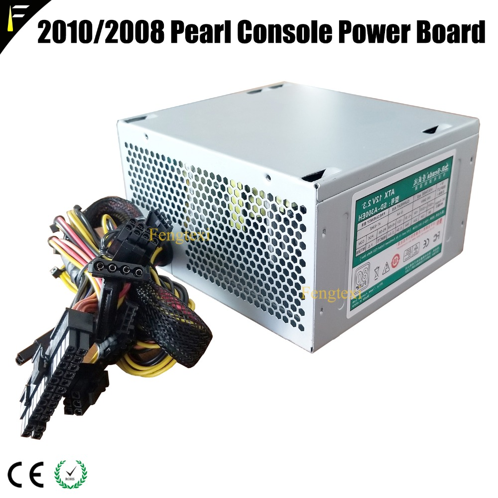 Pearl Console 2010 2008 Power Board Supply DMX512 Controller Power Board Professional Power Supply Board Kit konka power board 34007006 kip l220i12c2 01z 35014711