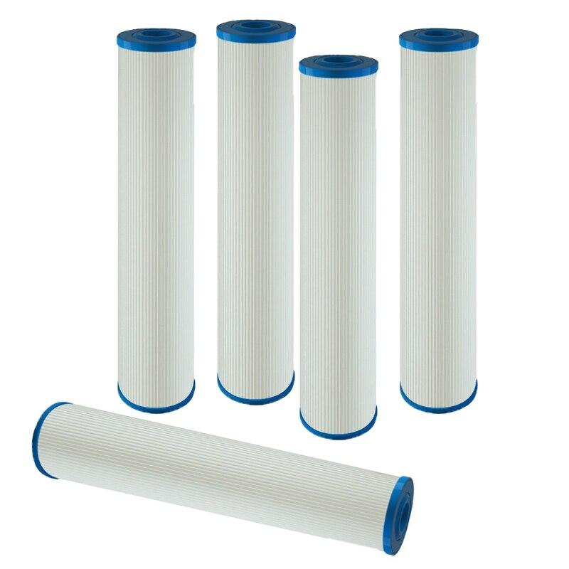 Pièces d'élément de filtre de cartouche de Spa de piscine de 898*185*77mm pour Titan Emaux CF150/accessoires de piscine de décapant de filtre de zodiaque