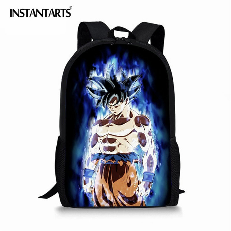 2019 Casual Messenger Taschen Anime Dragon Ball Taschen Sohn Goku Umhängetaschen Für Studenten Schule Geschenk Jungen Mädchen Studie Schulter Tasche Rucksäcke
