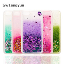 For Funda iphone 7 case Dynamic liquid Glitter Soft TPU Silicone Sand Quicksand case For iphone 8 8 plus 7 7 plus 6 6s 5 5s