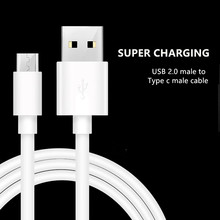 USB Type C Cable For smartisan Pro 2S/R1 Fast Charging Sync Data Charger Cable Adapter(China)