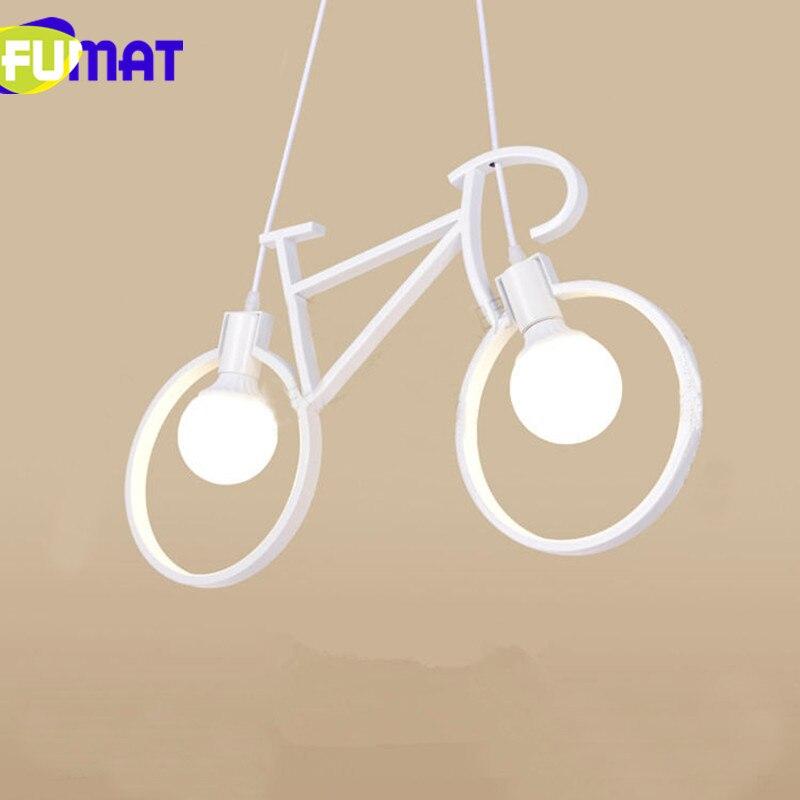 Bicycle Pendant Light 21