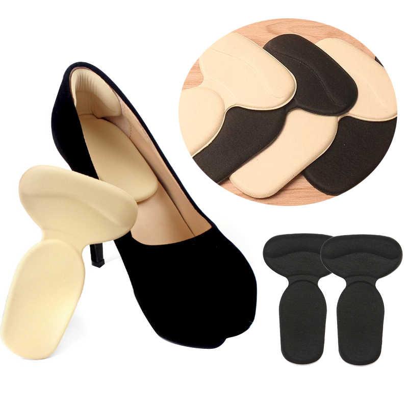整形外科インソール新しい T 形のシリコーンノンスリップクッション足ヒールプロテクターライナー靴インソールパッドソフト快適なインサート