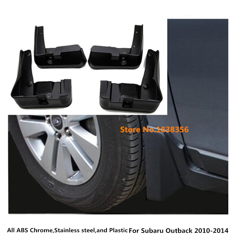Ultra Soft Car Fender Covers: For Subaru Outback 2010 2011 2012 2013 2014 Car Cover
