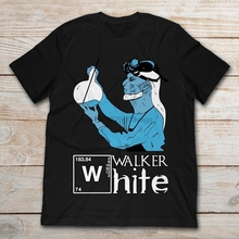 a95390ae7 White Walker Game Of Thrones Christmas Funny Black T-shirt S-3XL(China