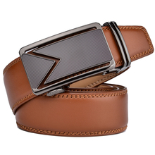 High Quality Genuine Leather Belt For Men – Brown / Black