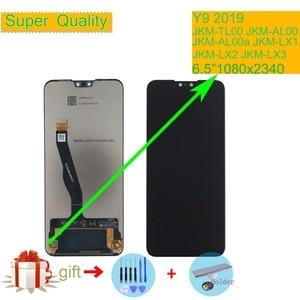 Image 1 - Voor Huawei Y9 2019 Lcd Touch Screen Assembly Compleet JKM TL00 JKM AL00 JKM AL00a JKM LX1 JKM LX2 JKM LX3