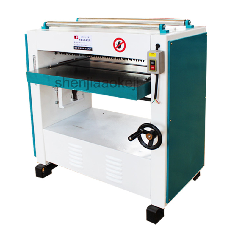 Woodworking Thickness Planer MB104A Woodworking Planer Light Weight Single-sided Wood Planer Lightweight-planer 220/380V 1PC