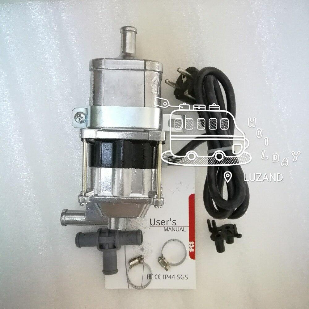 Nieuwste 3000W Luchtverwarmer Ventilatormotor Voorverwarmen - Auto-elektronica - Foto 2