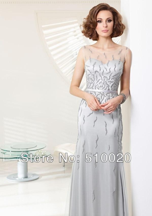 Online Shop Green Mother Of The Bride Dress Suit Kay Unger Dresses ...