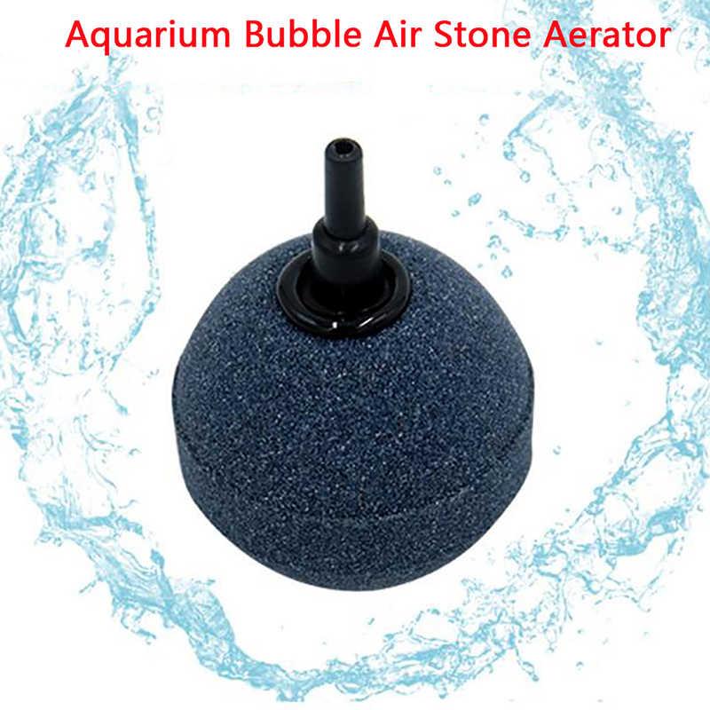 1pc Aquarium Aquarium Lucht Steen Zuurstof Beluchter Toenemende Luchtbel Vijverpomp Hydrocultuur Oxygen Supply Grote