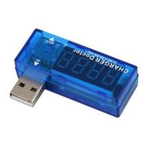 Battery Tester USB Charger Doctor Mobile Power Detector Voltage Meter Voltmeter Testers