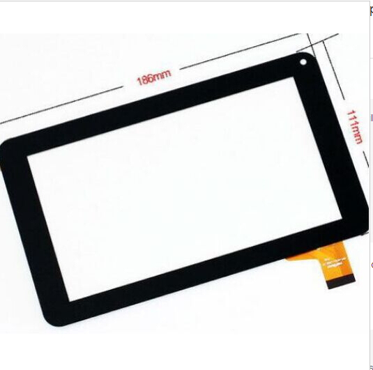 New touch screen For 7 DEXP Ursus 7E / Func Happy Pro-01 Tablet Touch panel Digitizer Glass Sensor Replacement Free Shipping 7inch tablet for dexp ursus z170 kid s touch screen digitizer panel replacement glass sensor