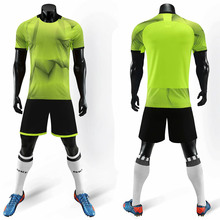 T-shirt suit blank football sportswear adult sportswear football training suit soccer uniform and shorts sportswear various old football jerseys matching suit football training suit blank customizable sportswear suit