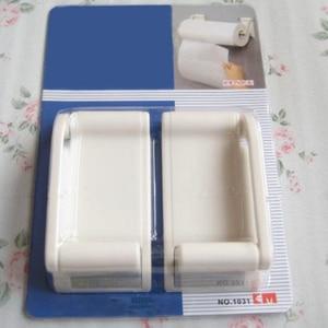 Magnetic Plastic paper towel holder Home kitchen appliances Towel Rack for Refrigerator Bathroom Accessories
