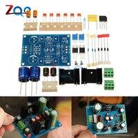 LM317 LM337 Регулируемый фильтрации Питание переменного тока/постоянного тока 5 В, 12 В, 24 В постоянного тока, Напряжение регулятор PSU DIY Наборы мод...