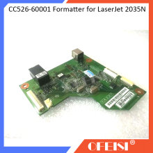 Free shipping 100% test  for HP2035N P2035N formatter board  CC526-60001 on sale casio ae 1000w 4a casio