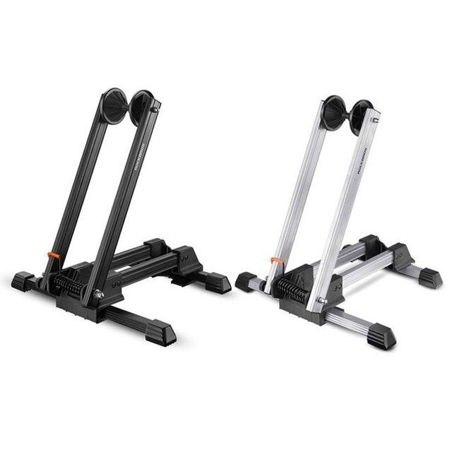 Support pliant pour présentoir vtt | En alliage daluminium, supports pour montagne, Support dentretien Portable, pièces de vélo