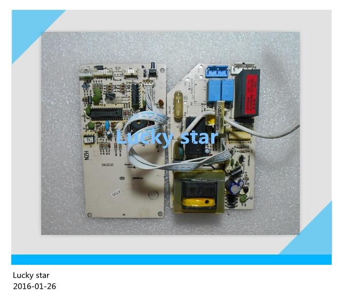 95% новый для Haier кондиционер бортовой компьютер платы 0010403268 хорошо работает