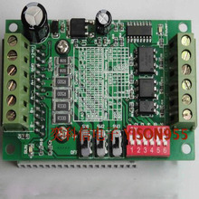цены TB6560 3A stepper motor driver, stepper motor driver board, single-axis controller, 10-speed current