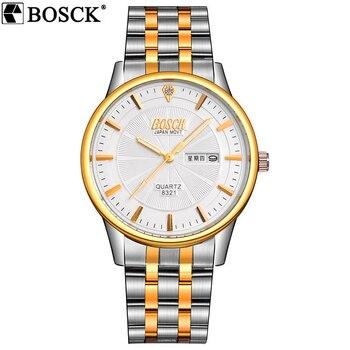 BOSCKทองนาฬิกาที่มีชื่อ