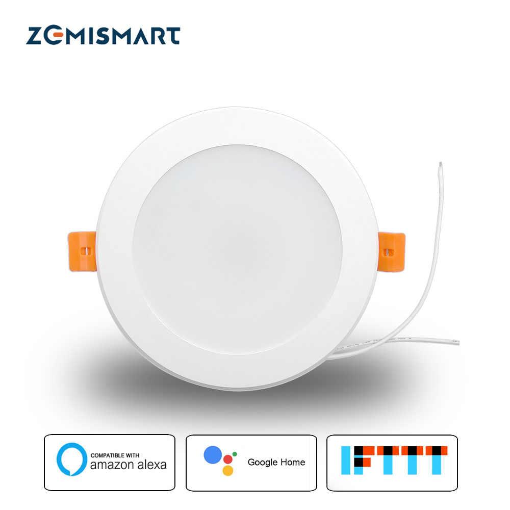 Detail Feedback Questions about Zemismart 4 inch WiFi RGBW