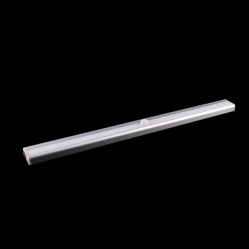 Image 5 - USB Rechargeable Wireless Motion IR Auto Sensor Emergency Night Lights White 20 LEDs Bar Closet Wall Light With Magnetic Stripnight lightemergency night lightlight night -
