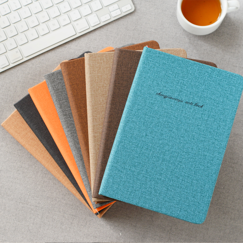 Cheng Jia Brand Logo printing Notebook stationery A5 hardcover Fashion Office School Daily Journals gift travelers Notebooks кашпо jia cheng кашпо