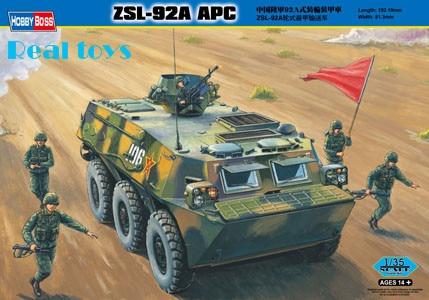 Hobby Boss Model 82455 1/35 ZSL-92A APC Plastic Model Kit