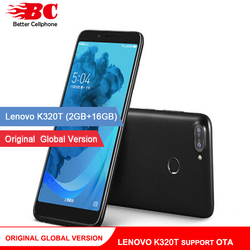 Original Global version Lenovo k320t 5.7 inch Android 7.0 4G LTE smartphone 2GB RAM 16GB ROM 8MP fingerprint 3000mAh SUPPORT OTA