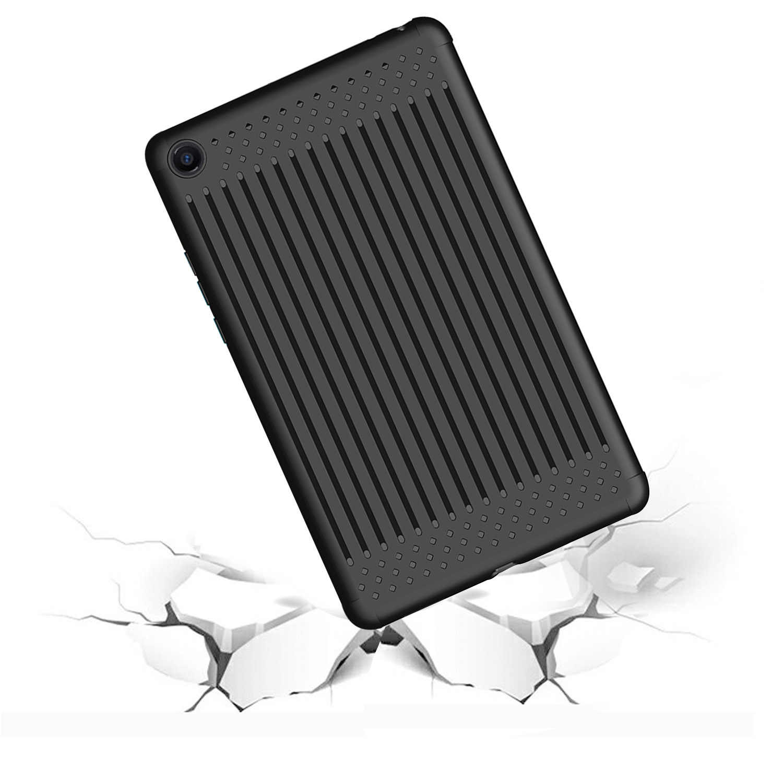 Besegad suave Ultra-Thin Tablet PC funda protectora Shell Protector piel cubierta para Xiaomi Xiao mi Pad 4 mi pad4 2018 8 pulgadas