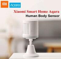 Original Xiaomi Aqara Smart Home Human Body Sensor Security Device