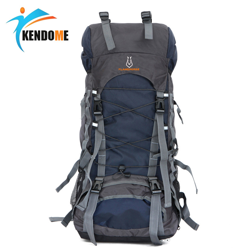 60L Nylon/Oxford Waterproof Dry Bag Outdoor High Quality Travel Backpack Men Women Camping Mountaineering Hiking Backpacks free shipping high quality professional outdoor sports men and women mountaineering nylon shoulder bag travel bag