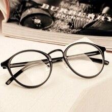 Nerd прозрачные линзы унисекс ретро очки мужская женщины