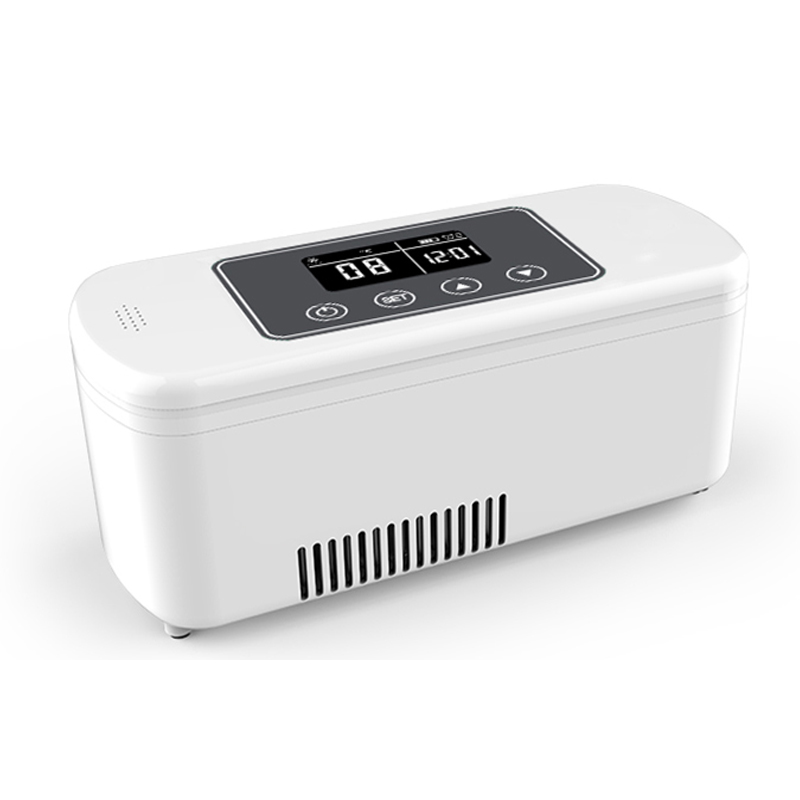 Insulin Medical Refrigerator / Small Fridge Portable Refrigerator 300ML Cold Storage Refrigerator 300B