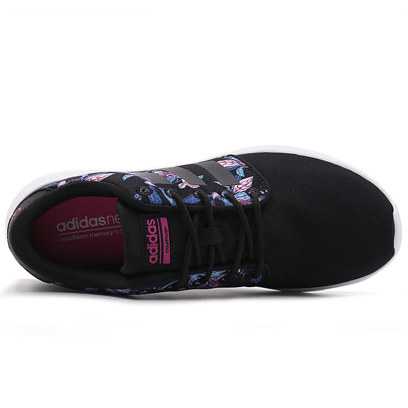 best loved a89c9 821ce Original de Adidas NEO etiqueta CLOUDFOAM QT RACER W de las mujeres skate  zapatos zapatillas en Zapatos de skate de Deportes y ocio en AliExpress.com  ...