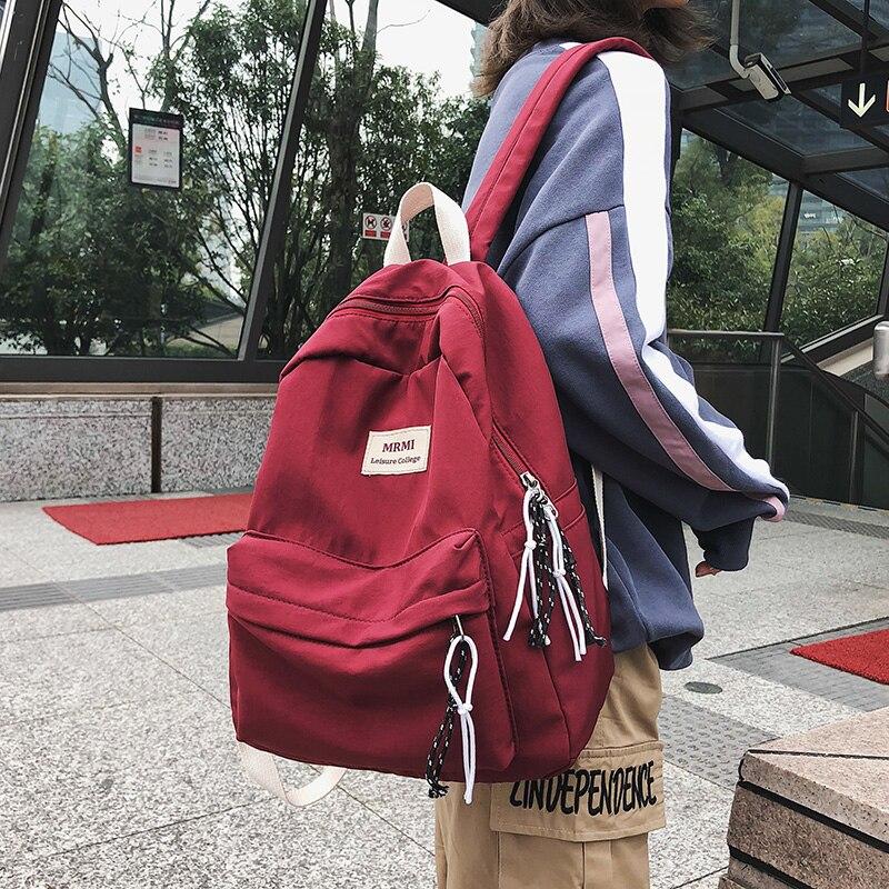 Casual Bagpack Bags Last