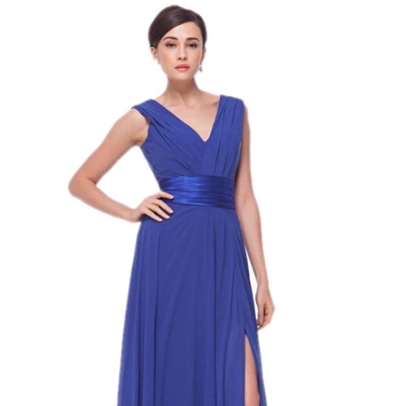 Hermosa No Coincidentes Vestidos De Dama Azul Ilustración - Ideas de ...