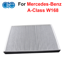 Car Parts Carbon Cabin Filter For Mercedes Benz A Class W168 Accessories OEM A1688300018 1688300018 1688300018 1987432037