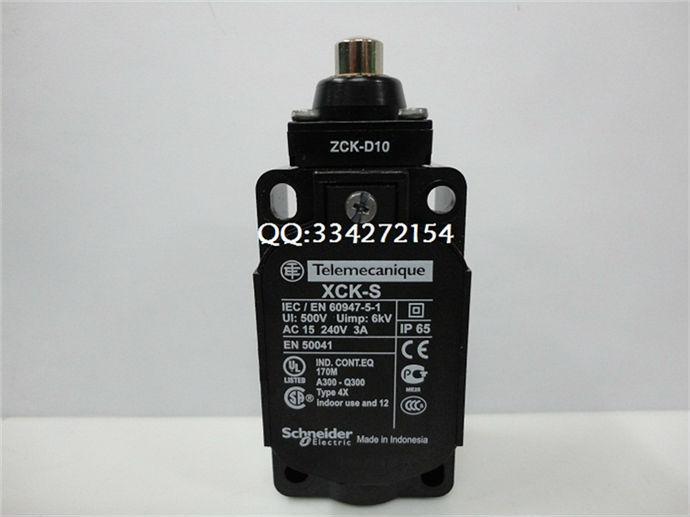 Limit Switch XCK-S ZCK-S1 ZCKD10 ZCK-D10 limit switch xck m zck m1 zckd06 zck d06