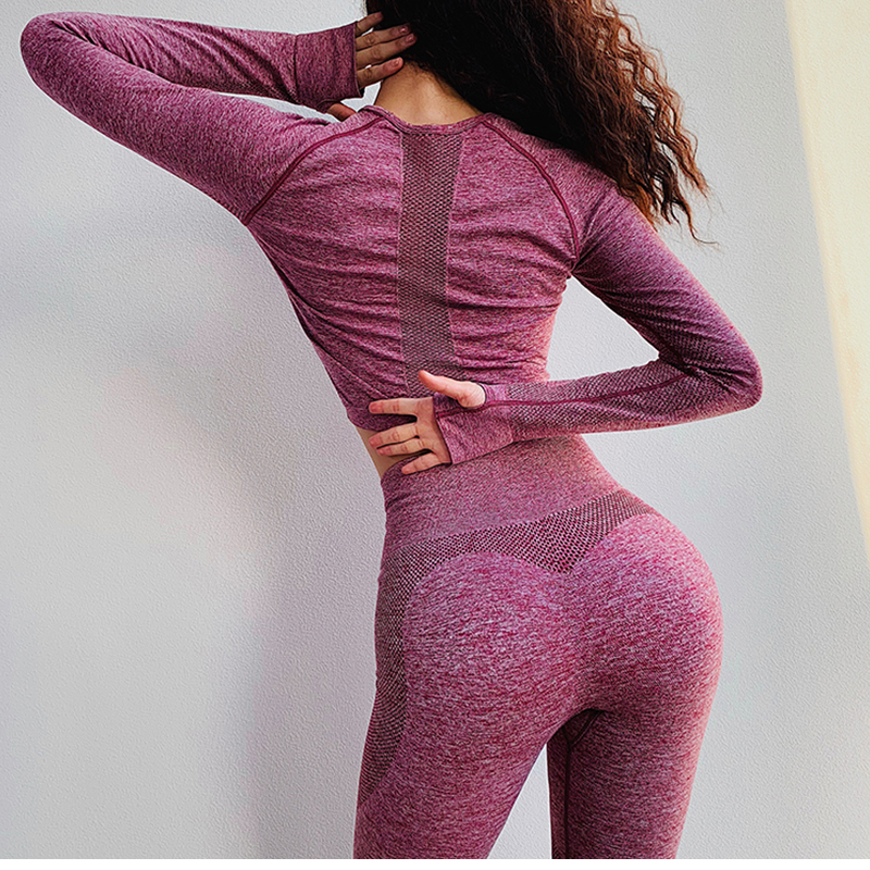 HTB1.VYIX. rK1Rjy0Fcq6zEvVXa4 Vital Seamless Sport Shirts Long Sleeve Shirt Women Crop Top Yoga Sport T shirt Workout Tops Sports Wear For Women Gym Fitness