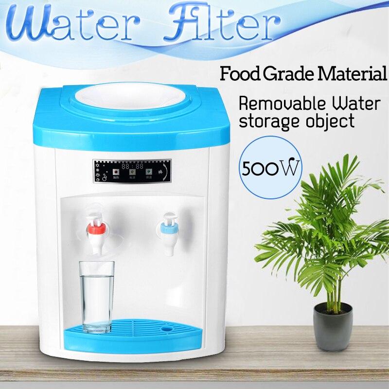 Desktop Water Cooler Dispenser Water Filter Hot/Cold 220V
