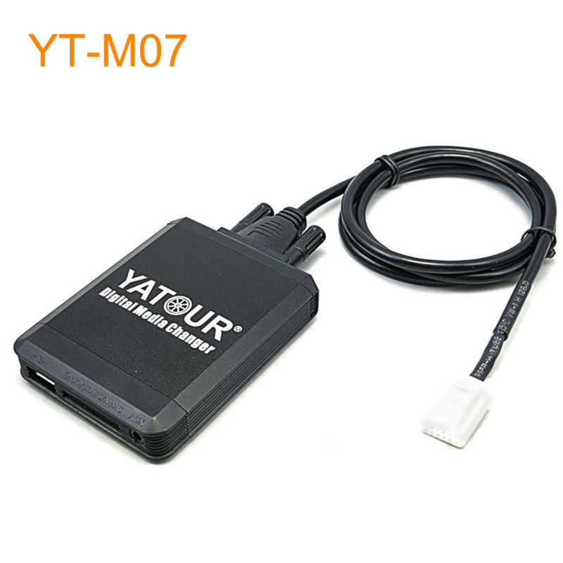 Car MP3 USB SD CD Changer for iPod AUX with Optional Bluetooth for Lexus GX470 LS460 LX570 RX300 RX300 RX330 RX350 RX400H SC430 car usb sd aux adapter digital music changer mp3 converter for volkswagen beetle 2009 2011 fits select oem radios