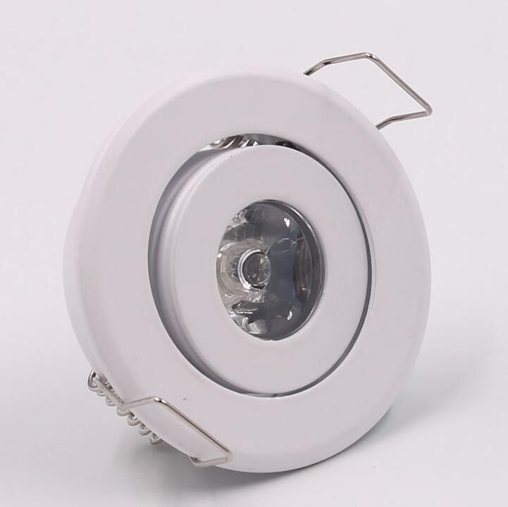 Faretto da incasso a soffitto a LED da 1W Mini Faretto da incasso a - Illuminazione a LED