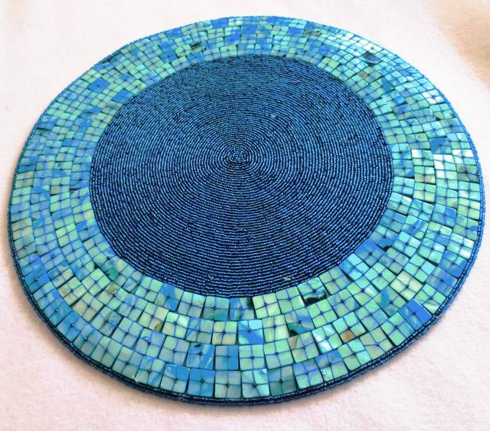 Kitchen Table Mats And Coasters