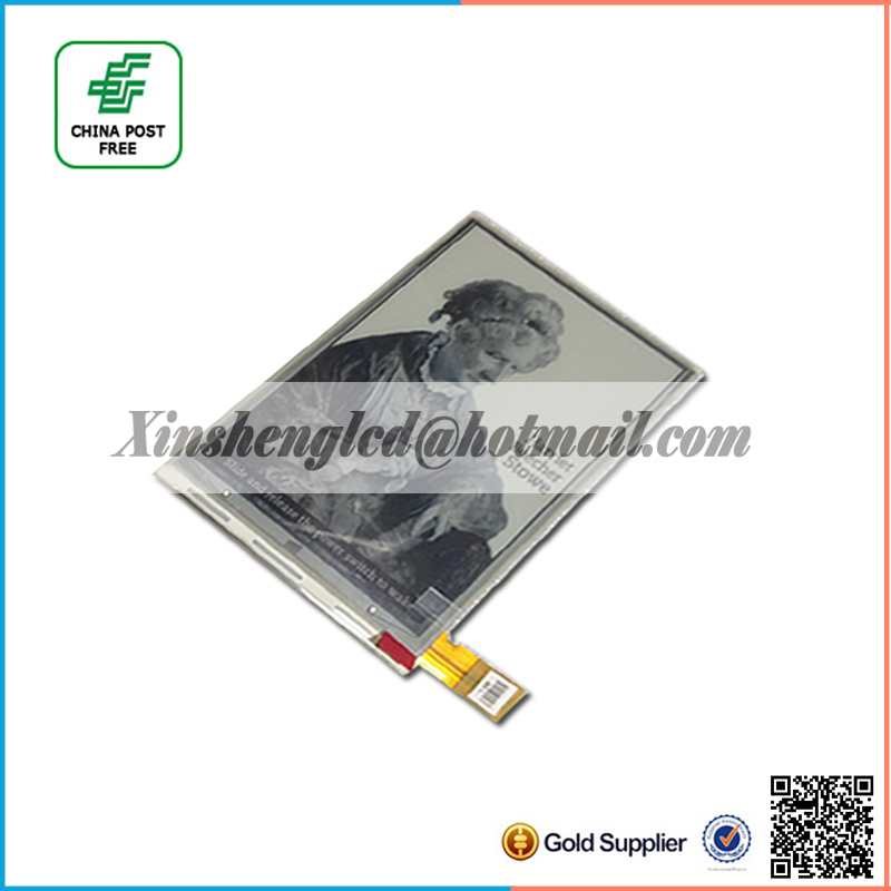 New Original LCD Screen For PocketBook 614/Sony PRS-T1/PRS-T2 Ebook e-Readers Module Replacement sony reader pocket edition prs 300 киев