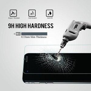 Image 5 - 50Pcs מזג זכוכית עבור iPhone 7 8 6 6s בתוספת 5 5S SE 2020 מסך מגן סרט עבור iphone X XR XS מקסימום 11 פרו מקס זכוכית סרט