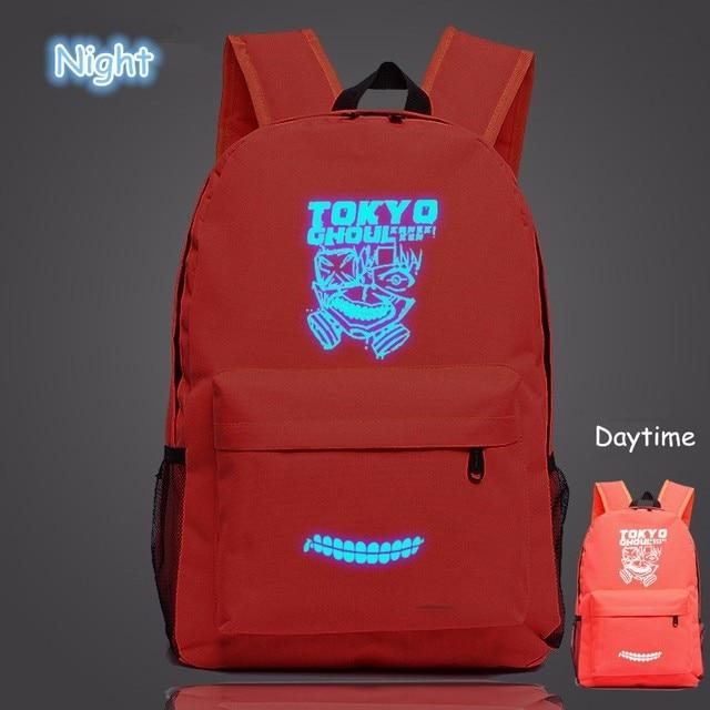 Tokyo Ghoul School Bags for Teenagers