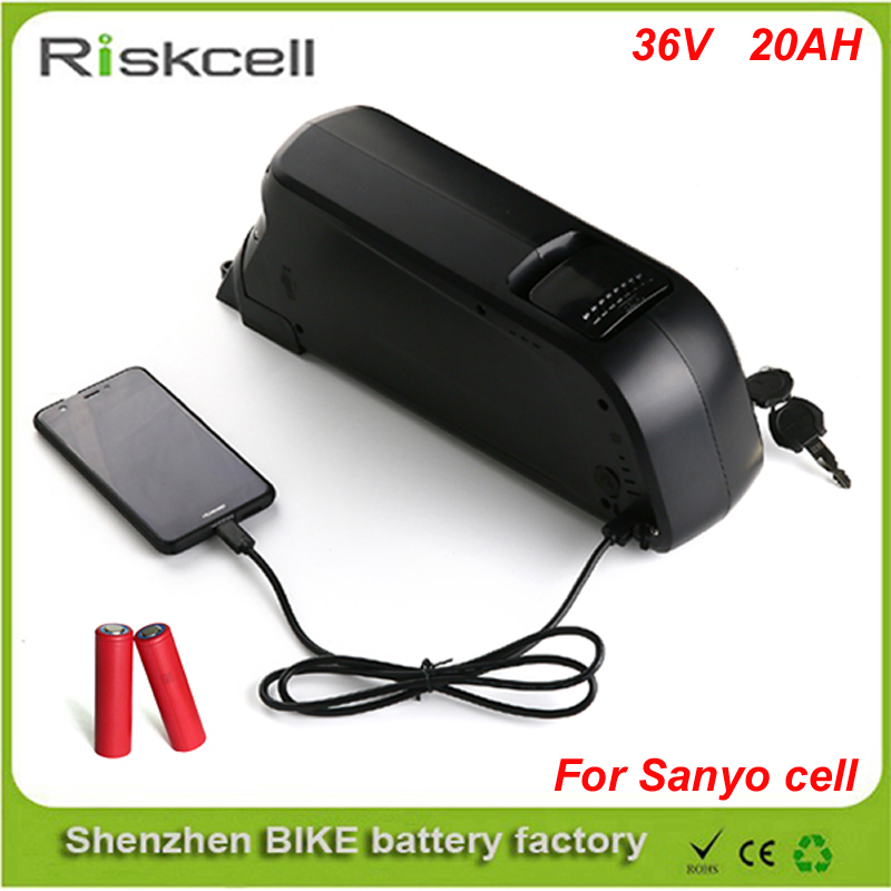 Free customs tax 36v 500w bafang  ebike lithium battery 36v 20ah new bottle electric bicycle battery with charger For Sanyo cell free customs taxes 36v 10ah li ion battery 36v 10ah water bottle lithium battery 36v 10a battery for ebike with bms and charger
